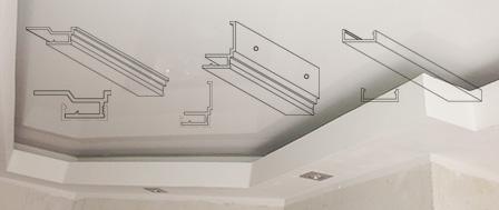 deckendesign spanndecken lackspanndecken lichtdecken. Black Bedroom Furniture Sets. Home Design Ideas