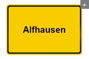 Lichtdecke auch in Alfhausen