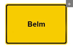 Lichtdecke auch in Belm