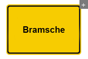 Lackspanndecken auch in Bramsche