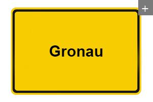 Deckengestaltung auch in Gronau
