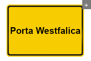 Deckengestaltung auch in Porta Westfalica