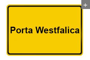 Lichtdecke auch in Porta Westfalica