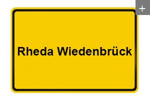 Spanndecken auch in Rheda Wiedenbrueck