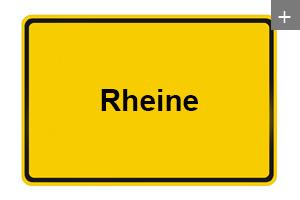 Lichtdecke auch in Rheine